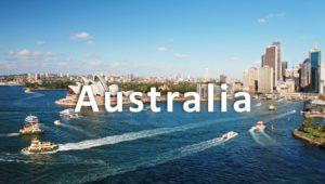 coastal australia is a major a shipping location for world cargo