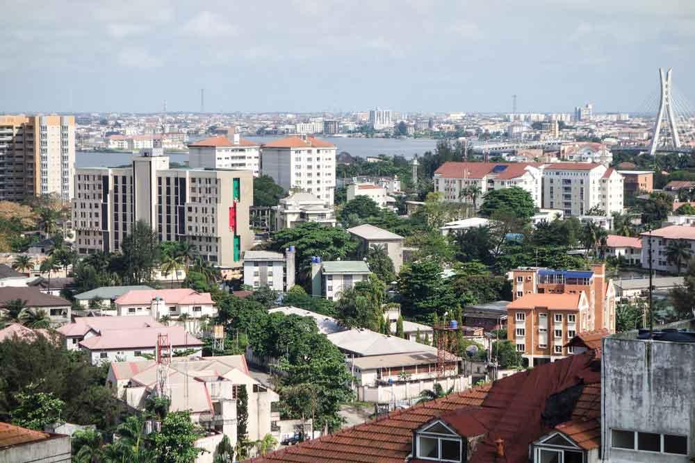 cityscape of nigeria